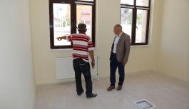Başkan Çalışkan Türksat İl Müdürlüğü Binası...