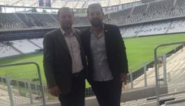 Beşiktaşlılar Derneği Resmi Kuruluş Başvurusunu...