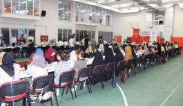 Gençlik Merkezi Ailesi İftarda Buluştu
