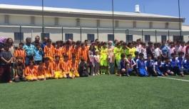 Karaman Belediyespor U13 Şampiyon Oldu