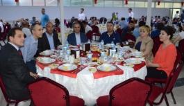 Karaman'da Emniyet Mensupları İftar Yemeğinde...