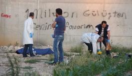 Karaman'da Üst Geçit Altında Kadın Cesedi...