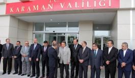 Karaman'ın Yeni Valisi Görevine Başladı