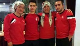 Karamanlı Judocular Dünya Ve Avrupa Arenasında