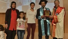 KMÜ Öğrencisi Mehmet Çataltepe'den Örnek Babalık
