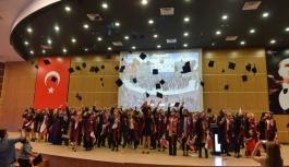 KMÜ'de Genç Mühendisler Kep Attı