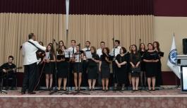 KMÜ'de Yarım Kalan Mucizeler Konseri Düzenlendi