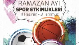 Ramazan Ayı Spor Etkinlikleri Karaman'da Başlıyor