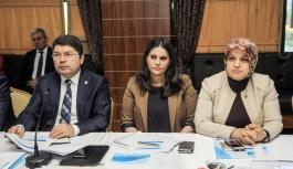 TBMM Çocuk İstismarını Önleme Komisyonu Karaman'da...