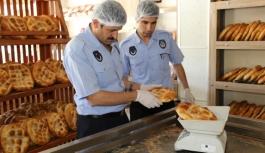 Zabıta Ekiplerinden Ekmek Fırınlarına Denetim