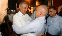 Karaman'da Demokrasi Nöbeti Coşkuyla Devam Ediyor