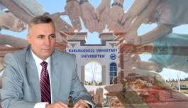 Karataş: KMÜ Yaz Bilim Okulları Açacağız