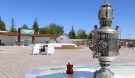 Necmettin Erbakan Parkı'nda Kafeterya Hizmete Girdi