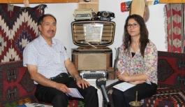Rektör Adayı Kılıçel'den KGRT'ye Ziyaret