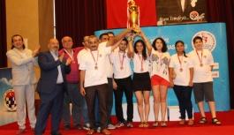 Satranççılar Konya'dan Başarıyla Döndü