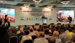 Uluslararası Kültür Turizmi ve Medya Kurultayı...