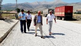 Karaman Belediyesi'nden Kazımkarabekir'e...