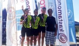 Karaman Bisiklet Takımı Kastamonu'da Zirvede
