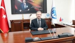 """KMÜ Rektörü Gökmen: """"Basın Ve Habercilik Hizmeti..."""