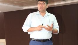 KMÜ'de Hizmet İçi Eğitimler Devam Ediyor