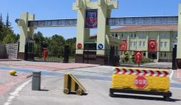 Konya Jandarma Bölge Komutanlığı Kapatıldı