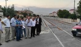 Konya-Karaman Hızlı Tren Hattı Çalışmaları...