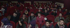 KMÜ'de Mehmet Akif Ersoy'u Anma Programi Düzenlendi