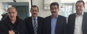 Ali Aktas, Mümine Hatun Hastanesi'ne Basladi