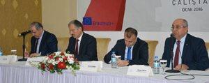 Karaman`da Istihdamin Gelistirilmesi Çalistayi Düzenlendi