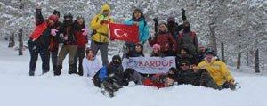 Kardof'tan Kar Yürüyüsü