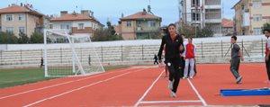 Karamanli Atlet Istanbul'da Ses Getirdi