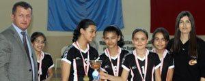 Küçükler Badmintonda Kupalar Sahiplerini Buldu