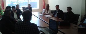 Ayranci'da Vatandaslar Toplulastirma Konusunda Bilgilendirildi