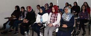 Karaman Gençlik Merkezi Emektar Kadinlarini Unutmadi