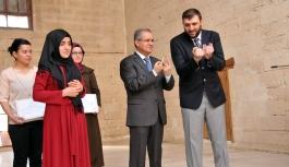 İşaret Dili Kursiyerleri Sertifikalarını Aldı