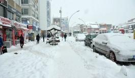 Kar, Karaman'a Geri Dönüyor