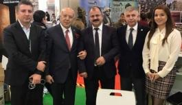 """Karaman Belediyesine EMİTT Fuarında """"En İyi Çıkış..."""