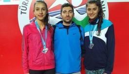Karamanlı Atletler Türkiye İkincisi Oldu