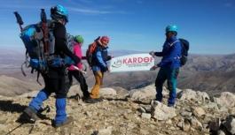 KARDOF'dan Erciyes Turu