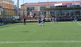 Futbol'da Makbule Orman Ortaokulu Farkı