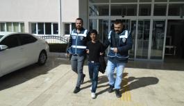 İşyeri Ve Evlerden Hırsızlık Yapan Şahıs Tutuklandı