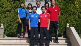 Karaman'da Taekwondo Hız Kesmiyor