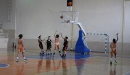 Basketbol Bölgesel Eleme Müsabakaları Sona Erdi