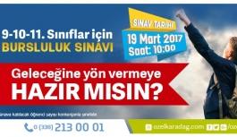 Bursluluk Sınavı 19 Mart'ta