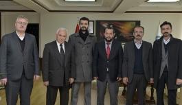 Erbakan Vakfı Karaman Temsilcisinden Rektör Akgül'e...
