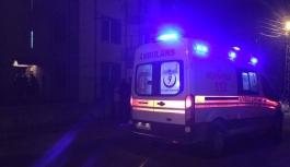 Ev Sahibi, Kiracısını Bıçakladı