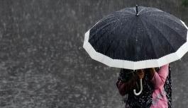 Haftanın Kalan Kısmı Yağmurlu Geçecek