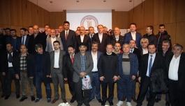 Kalkınma Bakanı Elvan İstanbul'da Hemşerileriyle...