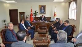 Karaman ve Viranşehir Belediyeleri Kardeş Belediye...