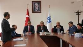 Karaman'da 112 Acil Çağrı Merkezi Koordinasyon...